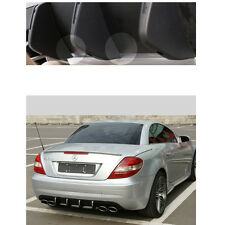 Rear Bumper Plain Diffuser 1Set-4ea For Mercedes-Benz NEW SLK 55AMG 350AMG R171