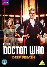 Doctor Who: Deep Breath [DVD] Peter Capaldi FACTORY SEALED Dr Who - disp. 24hr