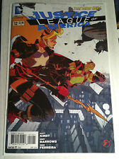 JUSTICE LEAGUE of AMERICA #12 MATTEO SCALERA STEAMPUNK VARIANT NEW 52 NM KINDT