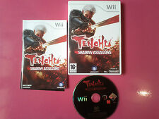Tenchu Shadow Assassins - Nintendo WII compatible WII U - PAL complet