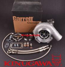 Turbocharger Garrett GT3076R 3037S Ball Bearing w/ .73 T3 V-Band & Install Kit