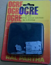 Ral Partha OGRE Miniatures 93-030 P.E. Mobile Howitzer (Mint, Sealed)