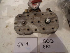 Polaris Indy 500 Engine Head Assy PERFECT DOMES!