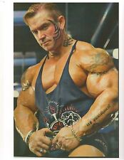 bodybuilder Lee Priest Muscle Bodybuilding Photo Color