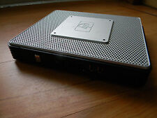 Porteus Linux on a HP thin client - A small, fanless computer for web surfing