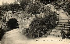 CPA PARIS 19e Buttes -Chaumont - Un Site (302225)