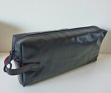 MAC Black Makeup Cosmetics Bag with side handle, Large Size, Brand NEW!