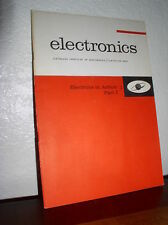 Electronics: Electrons in Action - Part I #2311 (1964,Paperback)