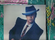 Elton John Vinyl LP Geffen Records,1982 GHS 2013~Jump Up!  Near Mint! In Shrink!