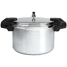NEW MIRRO T-FAL 92116 16 QUART HEAVY ALUMINUM PRESSURE CANNER COOKER GREAT SALE