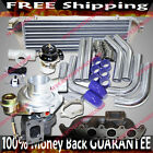 GT3076 Turbo Kits for 97-05 Audi A4/A4 Quattro Base Sedan 4D 1.8L 1781CC DOHC