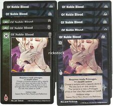 Of Noble Blood x10 CE DS