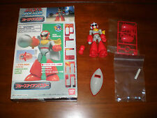 Hand Painted Blues Rockman 8 Ironbuster Bandai Model Kit Megaman Figure Protoman