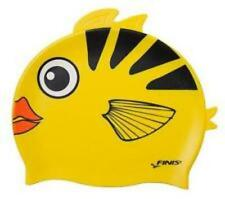 FINIS ANIMAL HEAD SWIMMING CAP SWIM KIDS BOY GIRL CHILD YOUTH ANGEL FISH