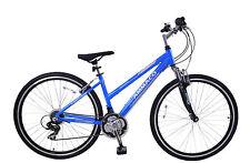 """AMMACO CS150 pour femme 19"""" châssis en alliage de suspension avant trekking hybride 700C vélo"""