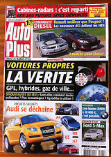 AUTO PLUS du 9/5/2006; Ford S-Max/ BMW à 10 000 euro/ Dci défient les HDi