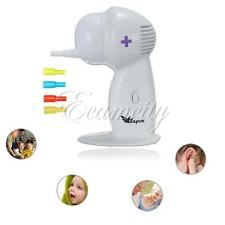 Electric Ear Wax Cleaner Cordless Painless Safely Easy Suction Removal Remover