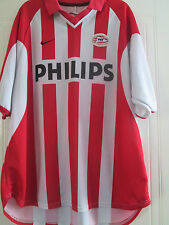 PSV Eindhoven 2000-2002 Home Football Shirt Adult Size Extra Extra Large /40451