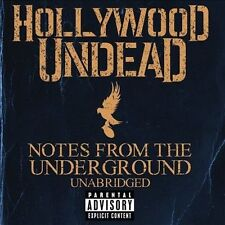 HOLLYWOOD UNDEAD**NOTES FROM THE UNDERGROUND (ADVISORY)**CD