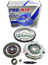 EXEDY CLUTCH KIT+FIDANZA FLYWHEEL 90-91 INTEGRA RS LS GS 1.8L B18 S1 Y1 B16A