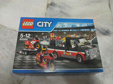 LEGO City Racing Bike Transporter 60084 New MISB