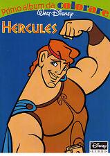 Hercules. Primo album da colorare - Disney - Libro nuovo in offerta!