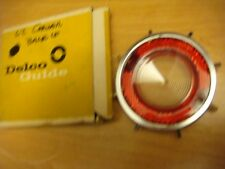 1962 CORVAIR RH OR LH back up lamp LENS NEW NOS