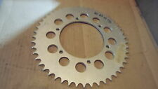New 1980-83 Kawasaki KL250 Sprocket Specialist Aluminum 49T Rear Sprocket 286-49