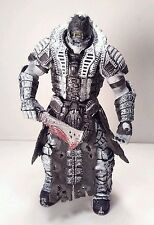 neca SAVAGE THERON (HELMET OPEN) players select GEARS OF WAR 3 series 3 #0614