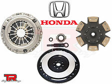 Top1 STAGE 3 clutch kit+HONDA Cover+CHROMOLY FLYWHEEL 94-01 Acura Integra 1.8