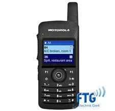 Motorola SL4000, UHF403-470MHz,1000Kanal Digital + Kundenspezifische Progr