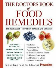 The Doctors Book of Food Remedies: The Latest Findings on the Power of-ExLibrary