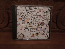 Led Zeppelin III RARE German 80's Edition