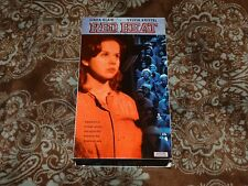 Red Heat (VHS, 1994) Rare OOP AVID Linda Blair/Open Matte WIP Sex T&A/Non-Rental
