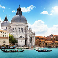 VENICE Romantic Short Trip 3 days to Italy for 2  in 3* Hotel with breakfast