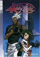 Kiddy Grade - Vol. 5 Anime ( Deutsch DVD NEU OVP )
