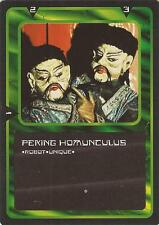 """Doctor Who MMG CCG - Character """"Peking Homunculus"""" Card"""