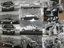 N°3391/  CITROEN  12 photos constructeurs ZX/tout modéles et XANTIA Activia 1991