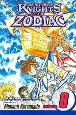 Knights of the Zodiac (Saint Seiya), Vol. 8-ExLibrary