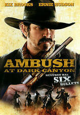 Ambush At Dark Canyon DVD & CD - Kix Brooks & Ernie Hudson, Includes soundtrack