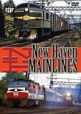 New Haven Mainlines - Greg Scholl Video Productions DVD