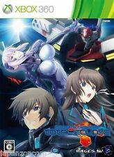Used Xbox 360 Total Eclipse MICROSOFT JAPAN JAPANESE JAPONAIS IMPORT