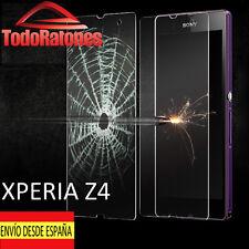 Sony Xperia Z4 Protector de Pantalla Cristal Templado ultra fino ultrafino exper