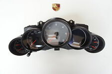Porsche 958 Cayenne Diesel Kombiinstrument Tacho Silber 7P5920904Q 95864133413
