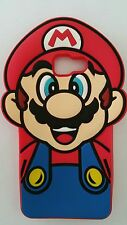 IT- PHONECASEONLINE SILICONE COVER MARIO PARA SAMSUNG A7 2016 A710