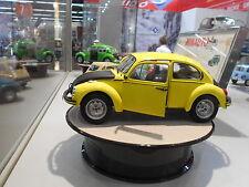 VW Volkswagen Käfer Beetle 1303 S GSR Gelb schwarzer Renner 1973 Solido 1:18