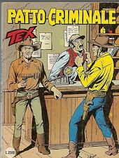 TEX N° 396 - PATTO CRIMINALE