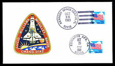 1989 LAUNCH & LANDING ATLANTIS STS-34 - KSC & EDWARDS ABF- U.S. #2278(ESP #3076)