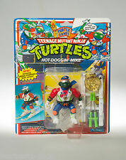 Hot Doggin Mike - TMNT - Moc - Playmates Toys