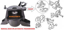 FOR TOYOTA RAV4 2.4 06 07 08 09 10 11 12 RIGHT ENGINE MOUNT MANUAL AUTOMATIC